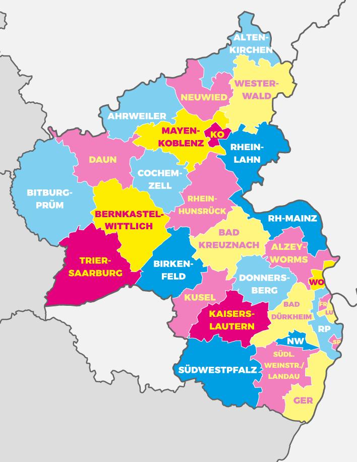 kreis ahrweiler karte